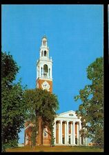 Burlington University of Vermont VT University College  Postcard