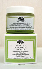 Origins A Perfect World Antioxidant Moisturiser 50ml - BNIB - FREE UK POST