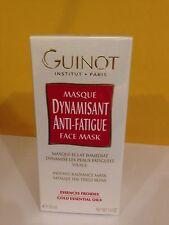 Guinot Anti Fatigue Face Mask Masque Dynamisant 50ml(1.6oz) Fresh New * Sale