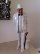 ROYAL DOULTON COLLECTOR'S FIGURINE 'SIR WINSTON CHURCHILL' HN3057 ISSUED IN 1984