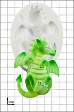 Silicone mould Baby Dragon Asleep | Food Use FPC Sugarcraft FREE UK shipping!
