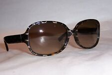 NEW DOLCE & GABBANA SUNGLASSES DG 4185PD 266013 BROWN/BROWN AUTHENTIC 4185