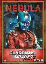 Guardians of the Galaxy Vol 2 Movie Poster (24x36) - Nebula, Karen Gillan v13