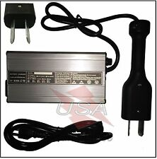 36V TXT Golf Cart Battery Charger For Club Car DS Crows Foot Plug