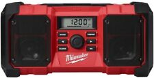 Milwaukee M18 Jobsite Radio Portable Rugged Durable 2.1A USB Charger (Tool-Only)