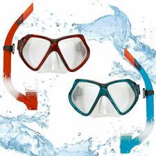 Bestway HYDRO-PRO™ Schnorchelset Taucherbrille Schnorchel Tauchmaske Tauchen