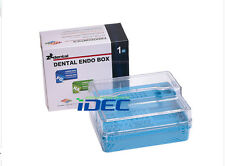DENTAL ENDO BOX Dental Endo box Endodontics files Organizer Autoclavable 1PC