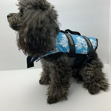Dog Life Jacket Coat Vest Saver Safety Swimsuit Preserver with Rescue Handle XS
