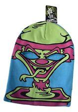 Virtis ICP Insane Clown Posse Riddle Box Face One Size Beanie Ski Mask NWT