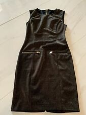NWOT Juicy Couture Gold And Black Dress Size XS