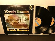 Woody Herman: Double Exposure (strongVG+ Chess Jazz Masters 2ACMJ-402 2LP)