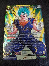 DRAGONBALL SUPER CARD GAME HYPER RUSH SSB VEGITO MINT BT3-063 SR