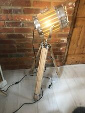 large tripod lamp