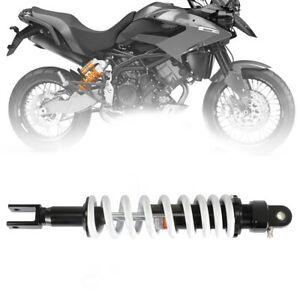 430mm 17'' Motorcycle Rear Air Shock Absorber For Suzuki Yamaha YZF Scooter ATV