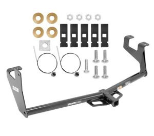 """Trailer Hitch For 13-20 Chevy Trax 13-19 Buick Encore 1-1/4"""" Receiver Class 2"""