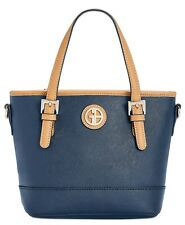Giani Bernini Saffiano Mini Convertible Tote Msrp: $79.50