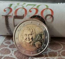 2 Euros Italia 🇮🇹 2020. Montessori. Ya disponible