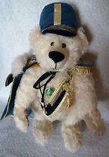 Hermann Emperor Franz Joseph Princess Sissi Teddy Bear Mohair Jointed Brummer