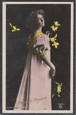 Adrienne Augarde Unposted Collectable Actress Postcards