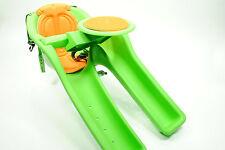 IBert Safe-T-Seat Bicycle Bike Front Frame Child Seat Green