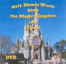 2006 Tour Of The Magic Kingdom & Epcot  DVD