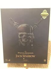 HOT Toys Jack Sparrow DX06 Figure 1/6 Scale Sideshow Exclusive mit Fernrohr
