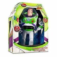 Official Disney Toy Story 30 cm Talking Buzz Lightyear Figure avec Lights & Sound