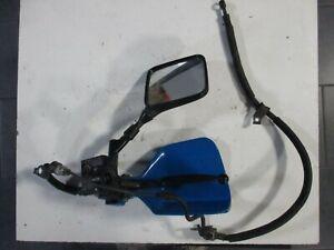 Bremshebel Ausgleichsbehälter Handschutz Spiegel für Suzuki DR 650 (Typ SP43B)