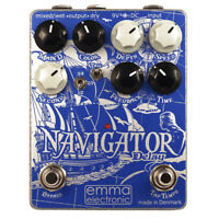 Emma Electronic Navigator Delay , New!