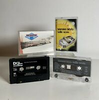 Beastie Boys: Licensed To Ill & Hello Nasty Cassette Tapes Def Jam x 2