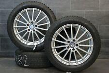Original Mercedes Gla X156 Jantes en Alliage Capteurs Dunlop Pneus 215 55 r18