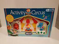 Activity Circus mit Sound von Chicco Neu & Ovp Kleinkinder-Spielzeug 6-24M