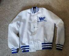 WWF Vintage Ultimate Warrior Track Jacket