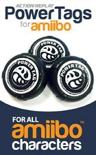 Extra x3 Amiibo Powertags / Powertag for use with Amiibo Powersaves