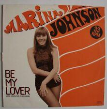 """MARINA JOHNSON - Be My Lover - 12"""" Maxi - PolyGram - 190695-1 - Electro - France"""