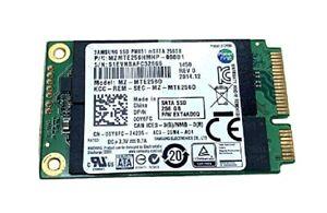 Samsung PM851 256GB mSATA SSD Internal 1.8 inch MZMTE256HMHP