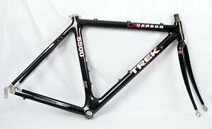 Vintage 1993 Trek OCLV 5500 Carbon Road Bike Frame/Fork 50cm 700c