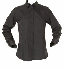 Blouse Polyester Fitted Tops & Shirts for Women