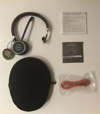 Jabra Evolve 65 Wireless Bluetooth UC Mono Headset