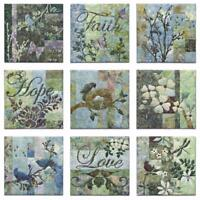 McKenna Ryan Pine Needles Faith Hope Love Special Edition Batik 9 Pattern Set
