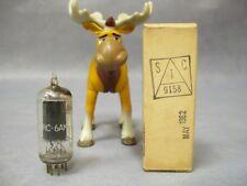 RCA 6AK6 Vacuum Tube US Navy Packed 5/1962