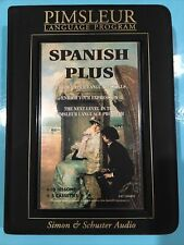 Pimsleur Language Program: Spanish Plus- 5 Cassettes Set