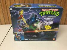 Teenage Mutant HERO Turtles (TMNT) Playmates/Bandai Do's Ausgeflippter Autoscoot