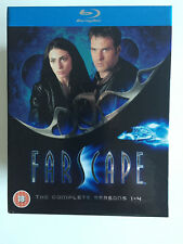 Farscape - Series 1-4 - Complete (Blu-ray, 2011, 20-Disc Set)
