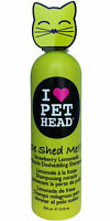 Pet Head De Shed Me Miracle Deshedding Shampoo for Cats and Kittens 354ml