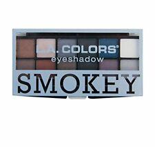 LA Colors 12 Color Eyeshadow Palette #41817 Smokey Eye Shadow Brand NEW