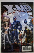 Uncanny X-Men #495 Divided We Stand April 2008
