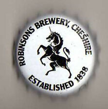 UK Beer Bottle Top Crown Cap - Robinson's Brewery - Cheshire (version a)