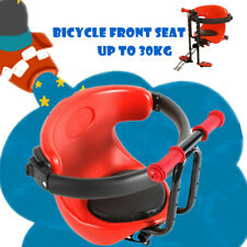 Bicycle Bike Front Seat W/ Handrail pedal Child Kids Chair Sport Seat Fast Ship