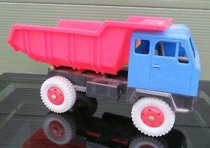 Vintage Plastic Model Volvo Tipper Truck (l:40cm) Toy